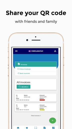 UnelmaPay : Mobile Digital Wallet screenshot 5