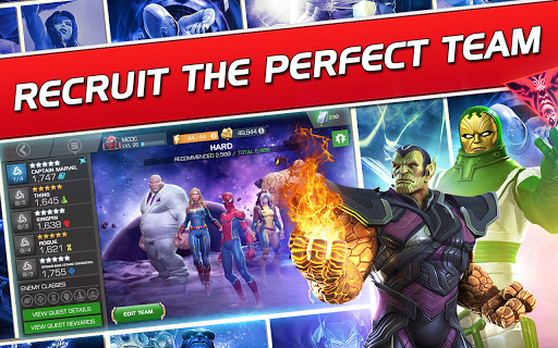 Marvel Contest of Champions स्क्रीनशॉट 1
