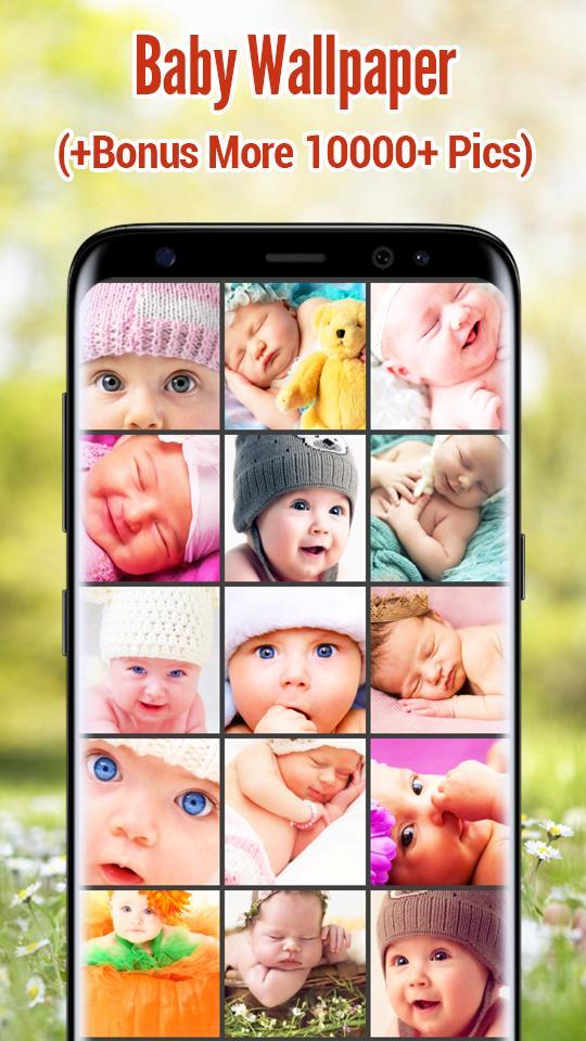 Baby Wallpaper screenshot 1