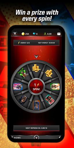 Topps® WWE SLAM: Card Trader 4 تصوير الشاشة