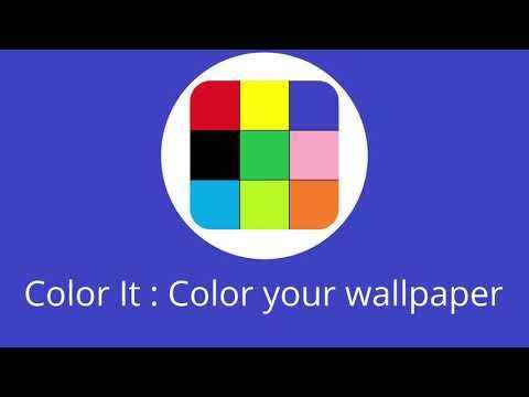 Color It : Color you wallpaper screenshot 1