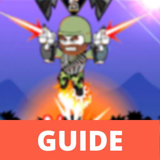 Guide for Mini Militia Doodle gun 2020 icon