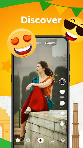 Zili - Short Video App for India | Funny скриншот 8