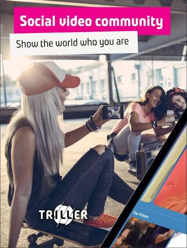 Triller - Crea vídeos screenshot 10