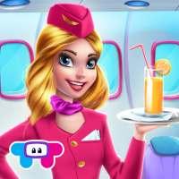 Sky Girls - Flight Attendants on 9Apps