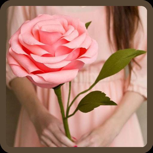 Paper Flower Craft icon