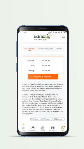 Extrabux - Deals & Cashback screenshot 3