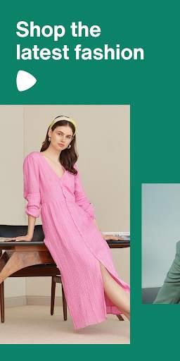 Zalando – fashion, inspiration & online shopping screenshot 1