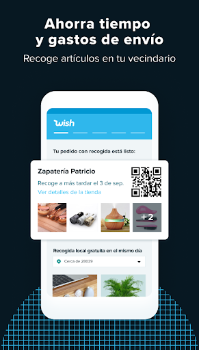 Wish - No pagues de más screenshot 4