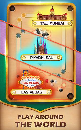 Carrom Friends : Carrom Board & Pool Game 3 تصوير الشاشة