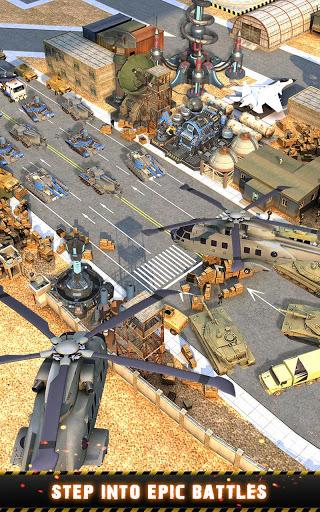 Glory of War - Mobile Rivals screenshot 4