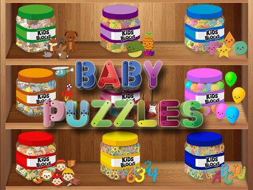 Baby puzzles screenshot 7