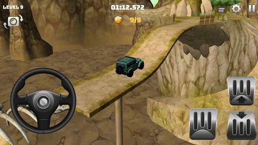 Mountain Climb 4x4 : Offroad Car Drive screenshot 4