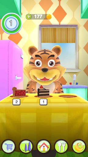 Talking Tiger screenshot 6