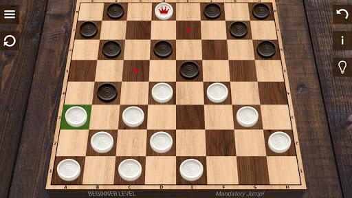 لعبة الداما 1 تصوير الشاشة