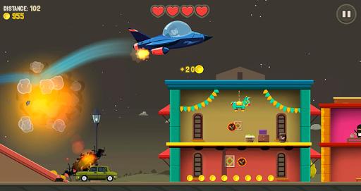 Aliens Drive Me Crazy screenshot 7