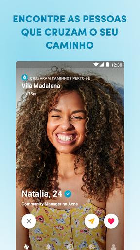 happn — App de paquera screenshot 1