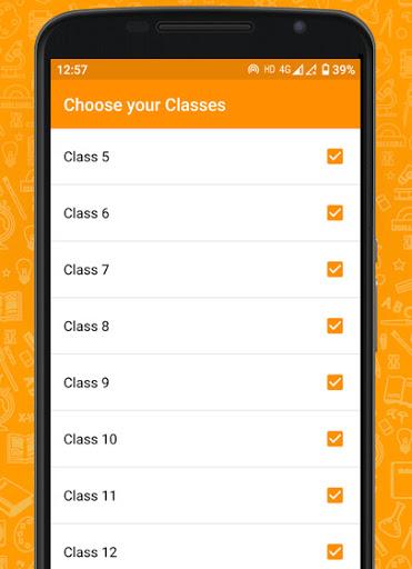 NCERT Books & Solutions Class 5-12 Offline App screenshot 1