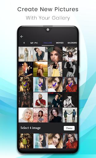 Photo Collage Maker -Picmix- Beauty Selfie Camera screenshot 9