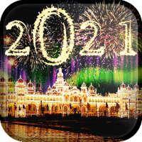 New year Live Wallpaper 2021 on APKTom