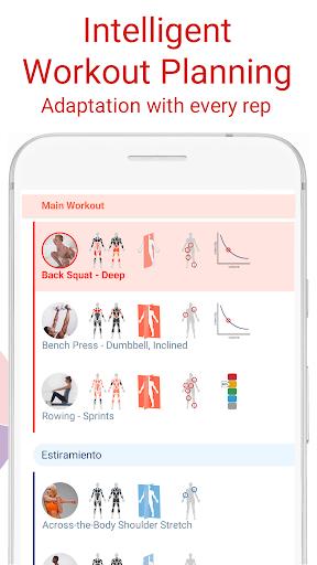 BodBot Personal Trainer:Workout&FitnessCoach screenshot 7