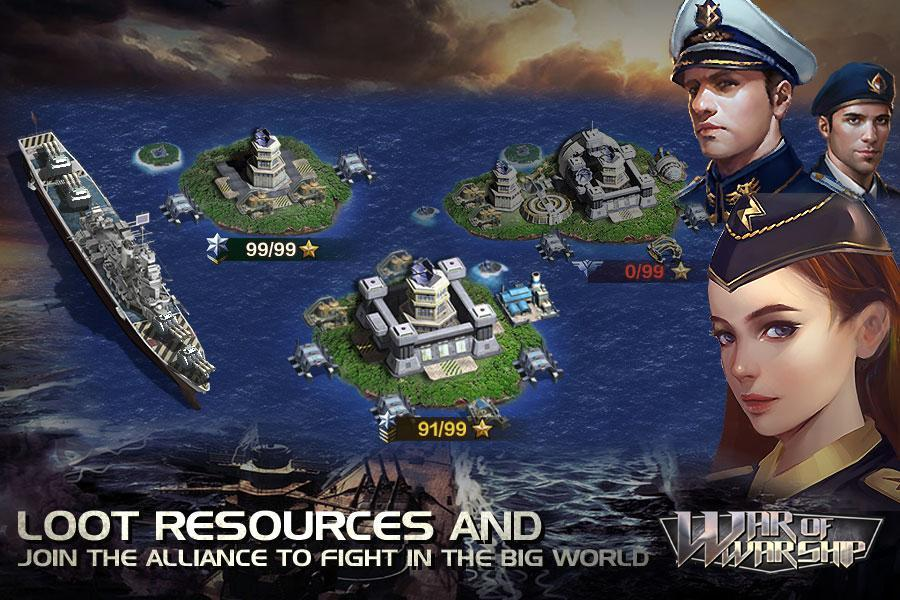 War of Warship screenshot 3
