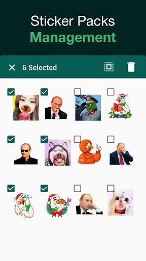 Sticker Maker for WhatsApp, WhatsApp Stickers screenshot 3
