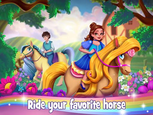 Tooth Fairy Horse - Caring Pony Beauty Adventure screenshot 15