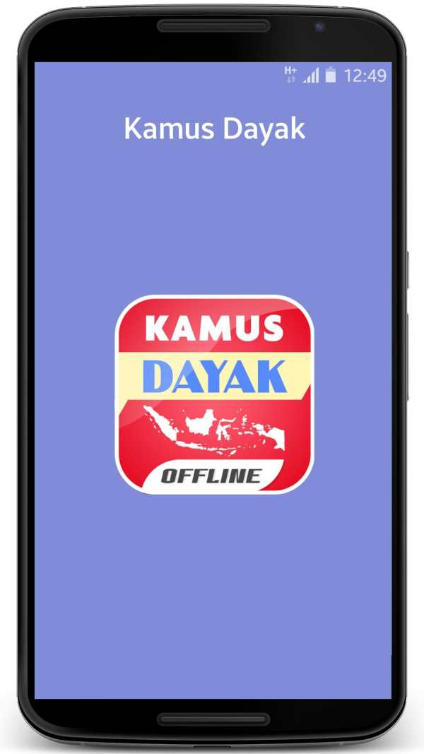 Kamus Dayak screenshot 4