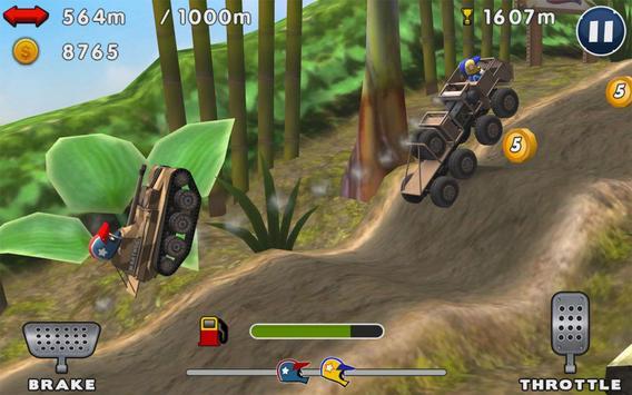 Mini Racing Adventures 6 تصوير الشاشة