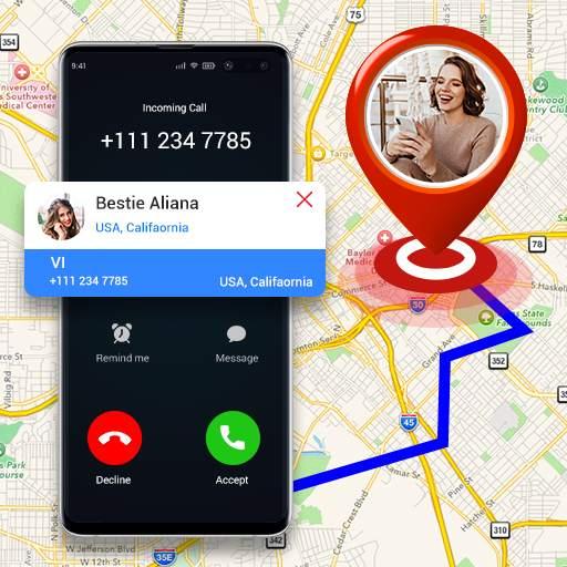 Family Locator - Children location tracker