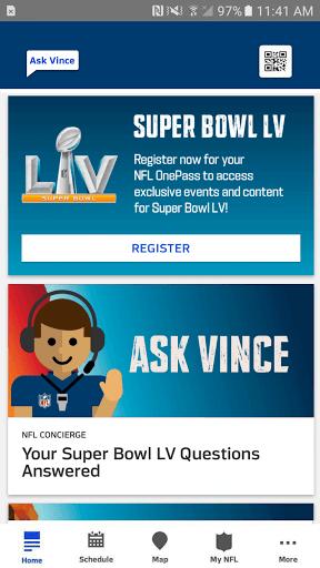 NFL OnePass screenshot 1