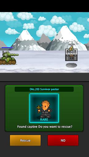 Grow Soldier - Idle Merge game 5 تصوير الشاشة