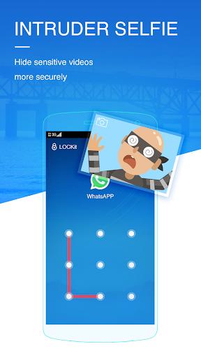 LOCKit - App Lock, Photos Vault, Fingerprint Lock screenshot 4