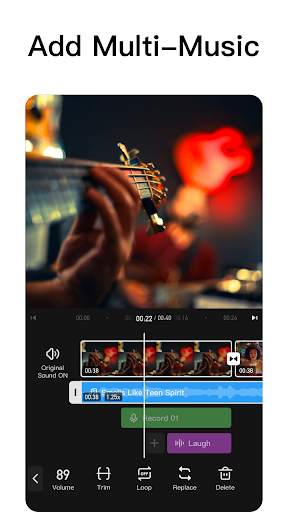 Video Editor & Video Maker - VivaVideo screenshot 4