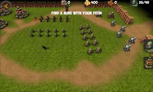 OrcWar Clash RTS screenshot 3