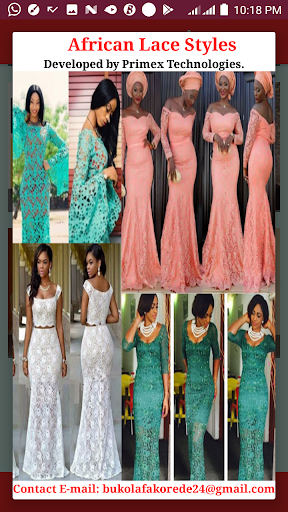 AFRICAN LACE STYLES 2021 screenshot 12