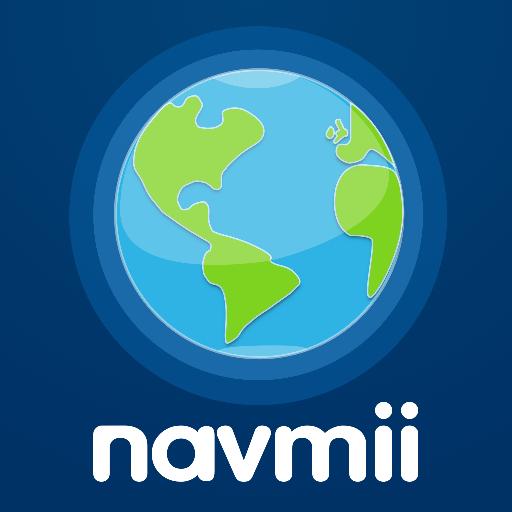 Navmii GPS World (Navfree) أيقونة