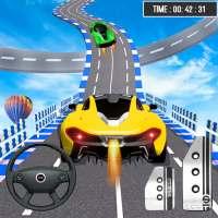 Mega Ramp Car Stunt Racing Games - Crazy Car Games on APKTom