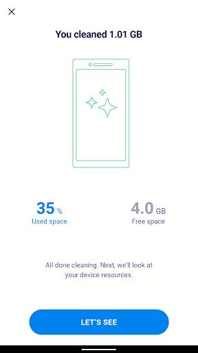 AVG Cleaner – Junk Cleaner, Memory & RAM Booster screenshot 2