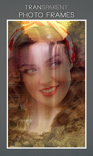 Transparent Photo Frames 6 تصوير الشاشة