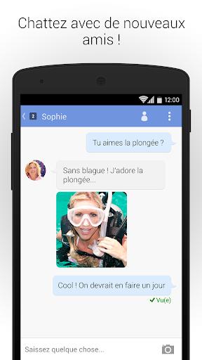 MeetMe – rencontrez de nouveaux amis en ligne ! screenshot 3