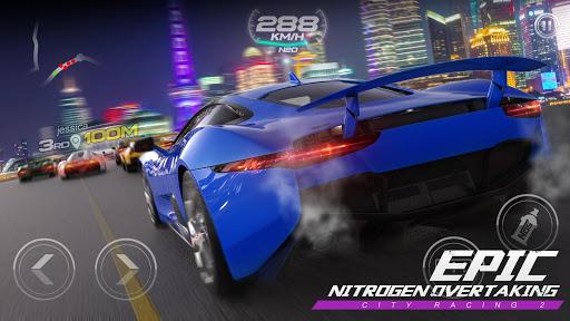 City Racing 2: 3D Fun Epic Car Action Racing Game screenshot 2