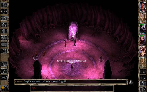 Baldur's Gate II screenshot 22
