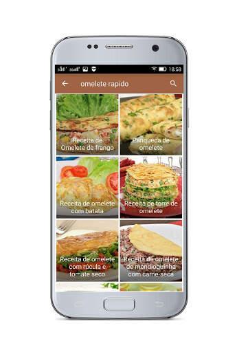 Receitas Fáceis - Receitas Simples e Deliciosas screenshot 9