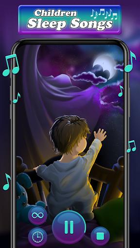 الأطفال أغاني النوم 3 تصوير الشاشة