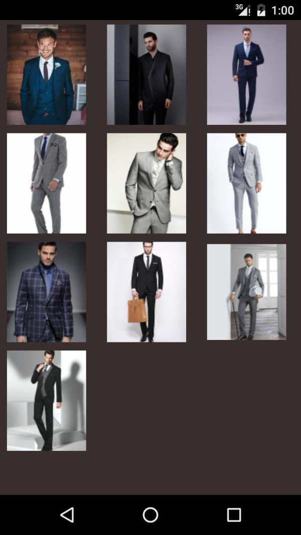 Men Suit Collection 2016 screenshot 2