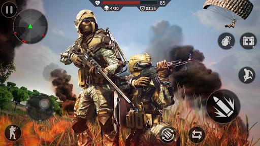 Commando Strike : Anti-Terrorist Sniper 2020 screenshot 1