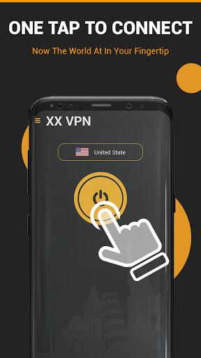 XX VPN - Hot Fast Hotspot & Unlimited Secure Proxy screenshot 2