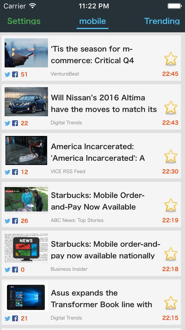 Get Trend News - Read world breaking hot news screenshot 4
